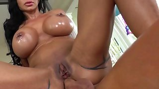 EvilAngel Mommy Jewels Jade Anal Riding Big Meat